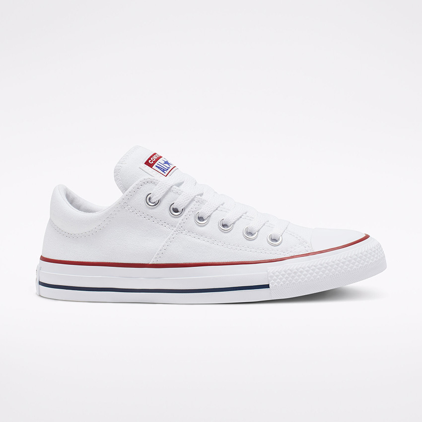 Chuck Taylor All Star Madison Low Top in White/White/White