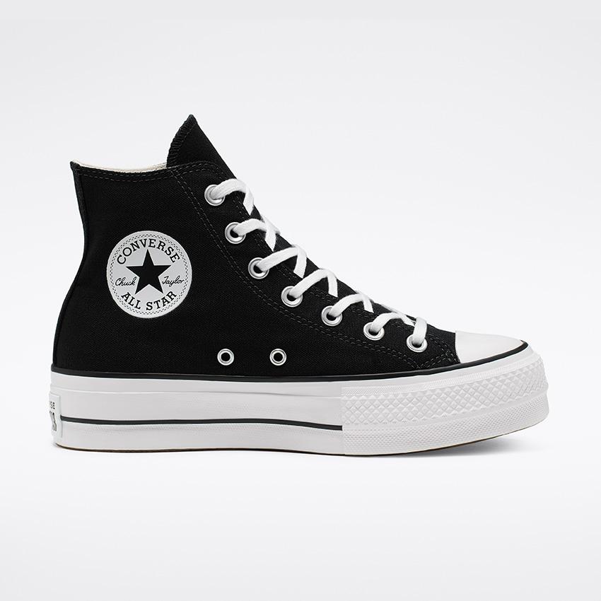 Converse One Star Ox, black / white | Beyond